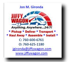 Jiffy Wagon